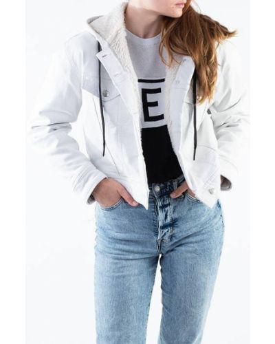 Спортивная белая спортивная куртка Iceberg