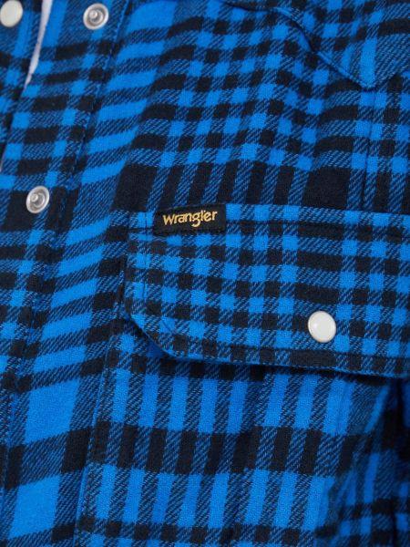 Хлопковая рубашка Wrangler