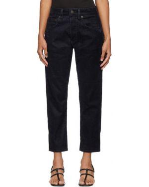 Укороченные джинсы mom стрейч 6397