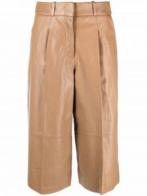 Коричневые шорты с карманами Arma