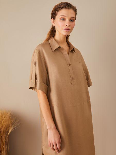 Платье платье-рубашка 12storeez