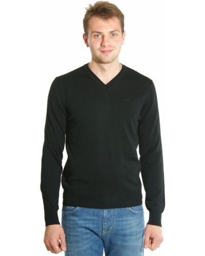 Черный пуловер Valentino