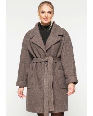 Пальто с капюшоном Vlavi