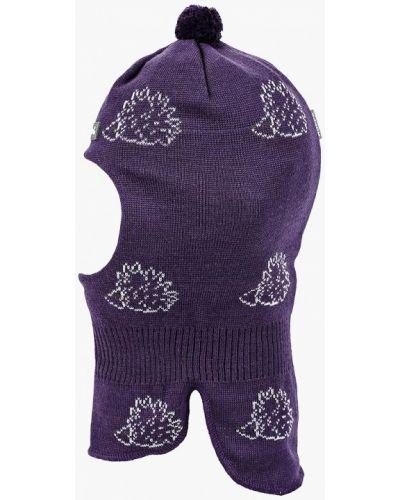 Фиолетовая балаклава Huppa