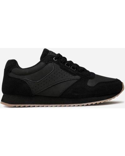 Спортивные кроссовки - черные Sprandi