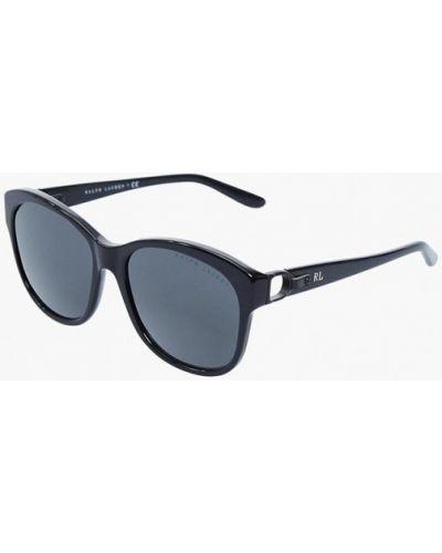Черные солнцезащитные очки летние Polo Ralph Lauren