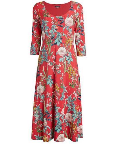 Драповое платье миди с подкладкой Tommy Hilfiger