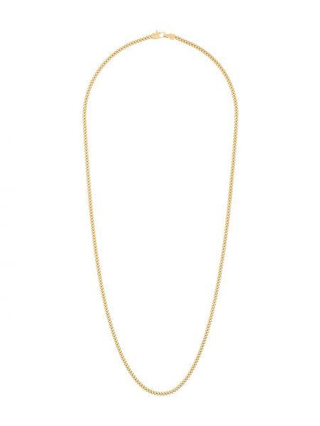 Ожерелье серебряный металлический Tom Wood