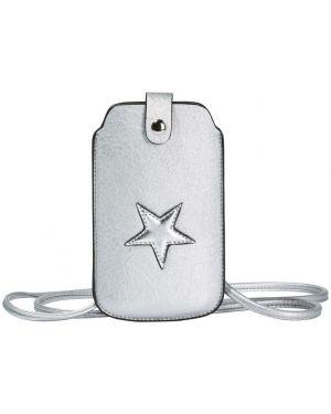 Серебряная сумка Bonprix