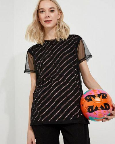 Черная футболка 2019 Karl Lagerfeld