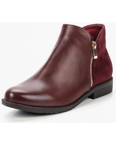 Кожаные ботинки осенние низкие Style Shoes