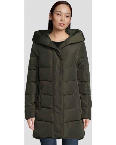 Утепленная куртка - зеленая Tom Tailor