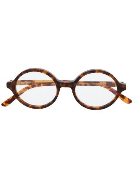 Муслиновые солнцезащитные очки круглые Han Kjøbenhavn