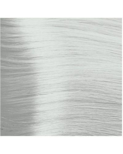 Краска для волос из серебра оранжевый Kapous