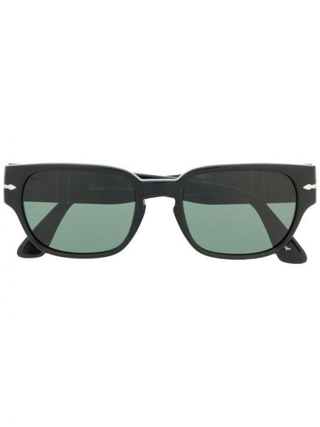 Черные солнцезащитные очки квадратные Persol