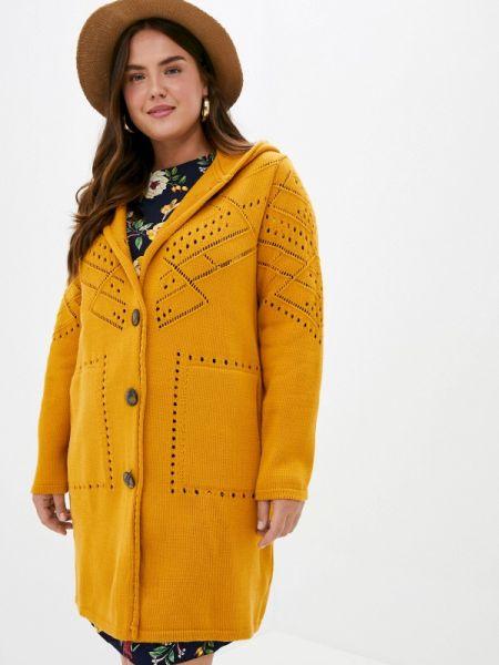 Кардиган - желтый Milanika