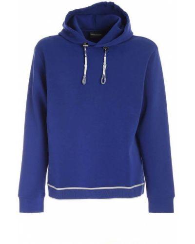 Niebieska bluza Giorgio Armani