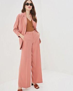 Брючный костюм розовый Villagi