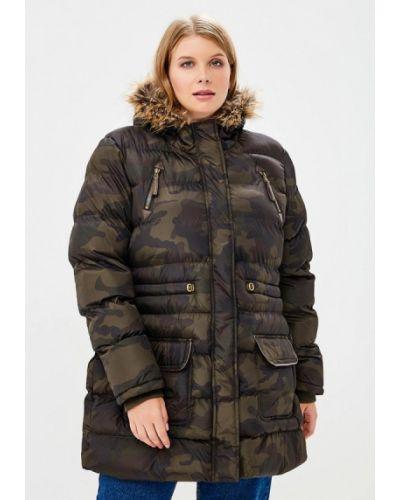 Зимняя куртка утепленная осенняя Brave Soul