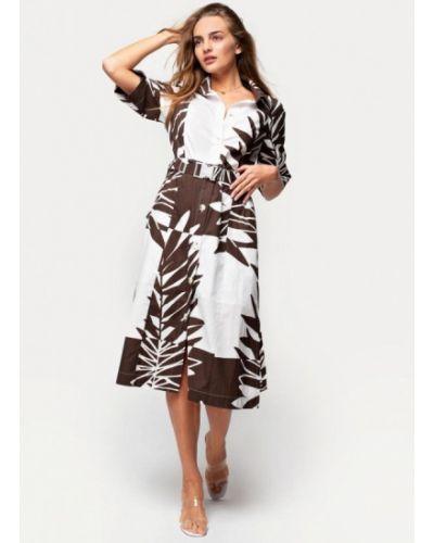 Платье платье-рубашка весеннее Urban Streets