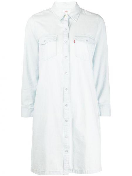 Свободное платье макси Levi's®
