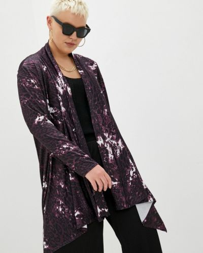 Фиолетовая весенняя кофта Prewoman