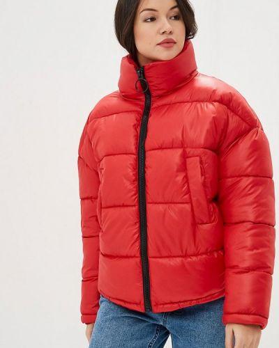 Утепленная куртка демисезонная осенняя Befree