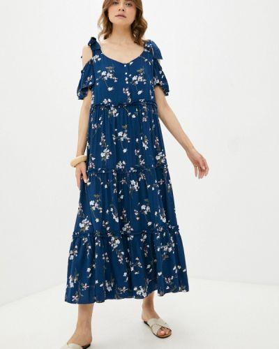 Бирюзовое платье Adzhedo