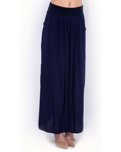 Синяя юбка весенняя Vergans