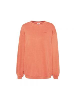 Bluza oversize - pomarańczowa Levi's