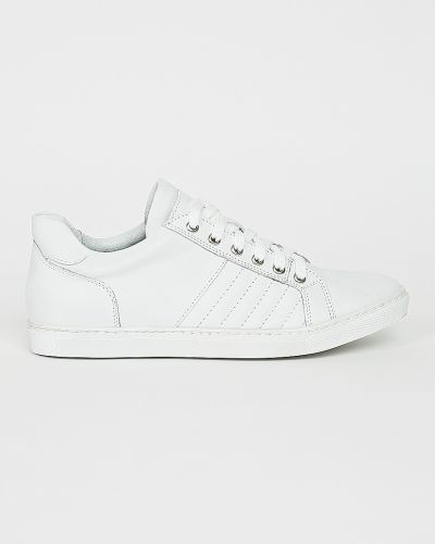 Белые кроссовки Domeno