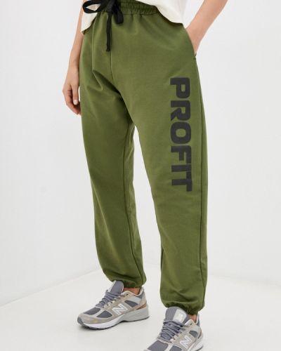 Спортивные брюки - зеленые Profit