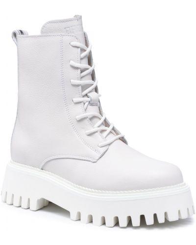 Trapery - białe Bronx
