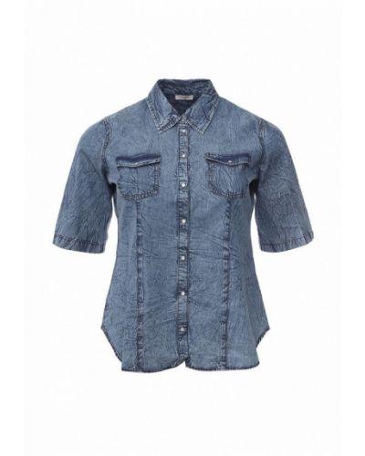 Джинсовая рубашка индийский Fiorella Rubino