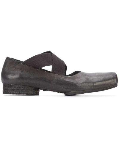 Балетки кожаные Uma Wang