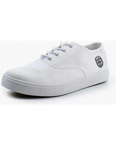 Белые низкие кеды U.s. Polo Assn.