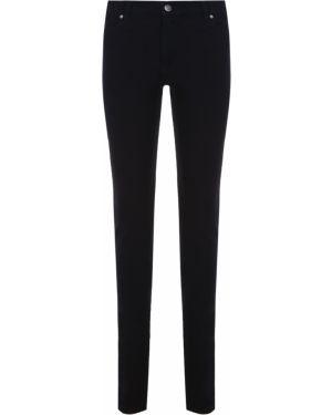 Зауженные джинсы - черные Hugo Boss