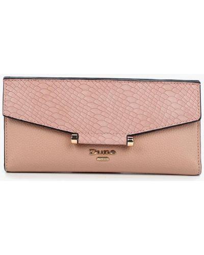 Розовый кошелек Dune