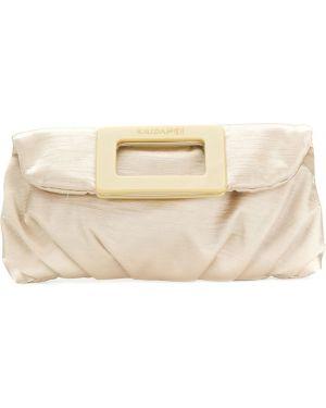 Шелковая сумка Krizia Pre-owned