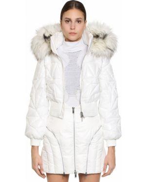 Куртка с капюшоном на молнии укороченная Byblos
