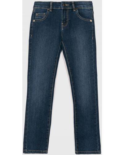 Джинсы синий зауженные Guess Jeans