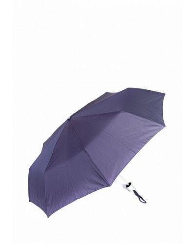 Фиолетовый зонт складной C-collection