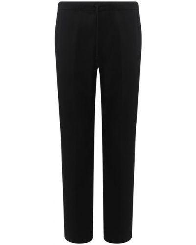 Шерстяные брюки Dries Van Noten