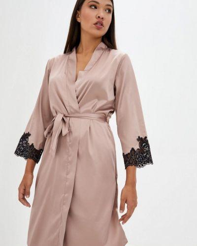 Домашний халат - бежевый Komilfo