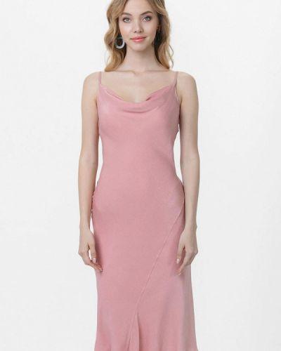 Платье розовое прямое Audrey Right