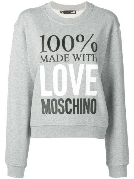 Топ Love Moschino