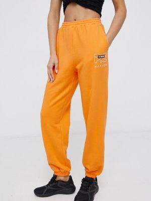 Хлопковые спортивные брюки P.e Nation