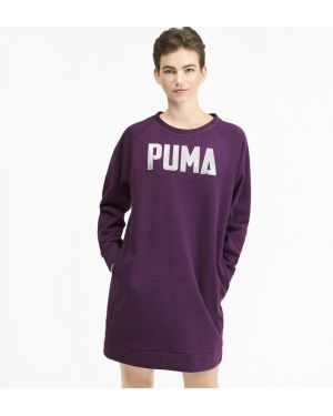 Платье спортивное с воротником Puma