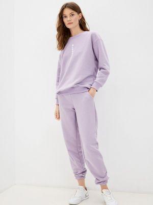 Фиолетовый спортивный костюм осенний Winzor