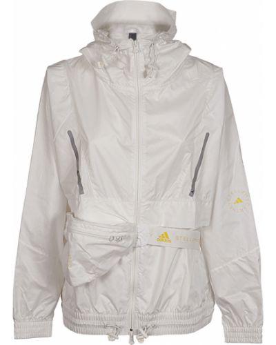 Biała kurtka Adidas By Stella Mccartney